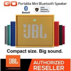 JBL Go Portable Bluetooth Speaker (original) green 3w one size