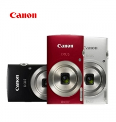 (Original) Canon IXUS185 Fashion Digital Camera black one size