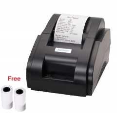XP-- 58IIH USB Interface POS Mini 58mm Thermal Receipt Printer Ticket Thermal Printer Bill Printer Black