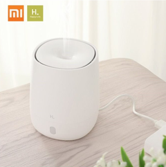 (Original) Xiaomi HL Mini Air Humidifier Mute Protable USB Charging For Car Home Office white 100mm*120mm