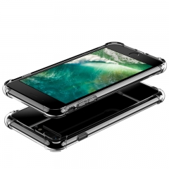 Shockproof Case For Xiaomi MIX MI5 5S Plus MI6 Plus Redmi 4 4A 4X 4 Pro Note 3 Case Clear Soft Cover clear For Redmi 4X