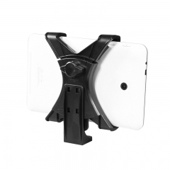 "Tripod Mount Holder Stand Bracket 1/4""-20 Thread Adapter for 6""-10"" IPad Tablets Universal black one size"
