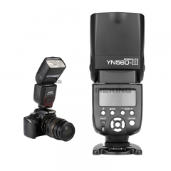 Yongnuo YN560 III Flash Speedlight for Canon Nikon Pentax Olympus Fit RF-602/603 Photo Video as picture