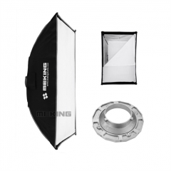 Meking Pro Photo Studio Softbox Photography Flash Softbox with Bowens Mount as picture 30*90cm