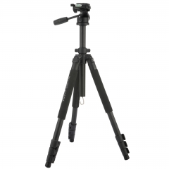 172cm Professional Camera Tripod Fancier Aluminium stand with 3-way ballhead Bag tripod tripe as picture one size
