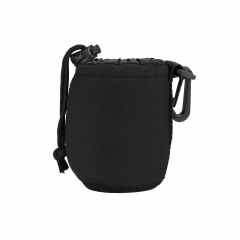 Neoprene Soft Waterproof Camera Lens Pouch Case Bag For Canon Nikon Sony Lens Pouch Bag as picture L
