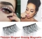 3D Magnetic False Eyelashes No Glue Thinner Magnet Eye Lashes Extension Handmade 1 pair