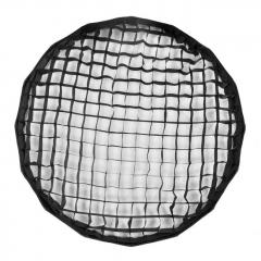 Honeycomb Grid For 70cm 90cm 120cm Quick Release Deep Parabolic Umbrella Softbox as picture 70cm