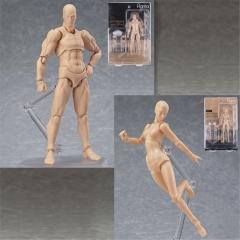 She/he S.H.Figuarts Body Kun DX SET PVC Body-Chan DX Action Figure In Box Skin male