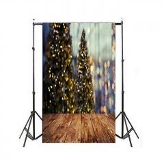 7x5ft Christmas Backgrounds Cloth Props Photo Studio Photography Xams Backdrops Christmas 1 one size