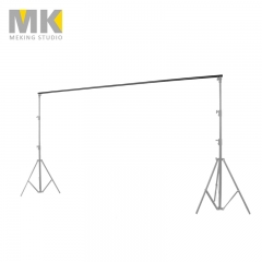 3m/10Ft Adjustable Background Support Stand Photo Backdrop Crossbar Photography as picture one size