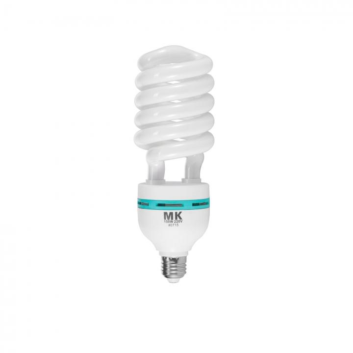 Pro Photo Studio Accessories, Light Stand, E27 Bulbs & Holder, Flash Bracket, Umbrella, Softbox 1*E27 Bulb(150w/5500k/220v) one size