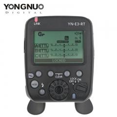 Yongnuo YN600EX-RT II TTL Speedlite Flash Kit  + YN-E3-RT Transmitter For Canon Camera 1 x YN-E3-RT optional