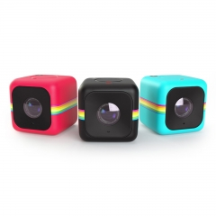 Polaroid CUBE Plus WiFi Lifestyle Action Camera Camcorder Video HD 8MP New black one size