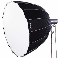 Selens 90/120/150/190cm 16 Rods Octagon Parabolic Umbrella Softbox with Bowen Mount as picture 150cm