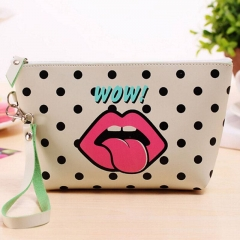 Women Cosmetic Bags Makeup Bag Cosmetic Case Women Packages Waterproof Bag As the picture show one size