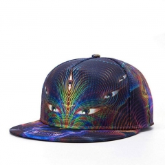 Printing Exquisite Men Women Hat Hats Baseball Cap Bone Cotton Hip Hop Snapback Caps show as the picture one size