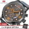 MINI FOCUS Top Luxury Brand Watch Famous Fashion Sports Men Quartz Watches Gift For Male MF0025G Orange one size