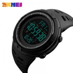 SKMEI Top Luxury Brand Watch Men's Sports Watch Fashion Digital Watches Gift For Male SKM1251 black one size
