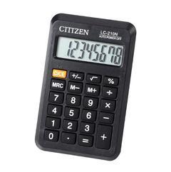 Mini-Calculator Palm Card Calculator 8-bit Display School student calculator