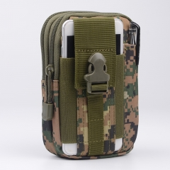 Multi-functional Vertical Section Canvas Practical Wear-Resistant Water Splashing Bag For men (pattern 10) normal