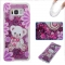 Samsung Galaxy S8 Plus Case,Liquid Quicksand Floating Clear Soft TPU Protective Cover (pattern 4) For Samsung Galaxy S8 Plus