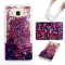 Samsung Galaxy J510/J5 2016 Case,Liquid Quicksand Transparent Soft TPU Silicone Case  (pattern 2) For Samsung Galaxy J510/J5 2016