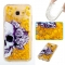 Samsung Galaxy A5 2017 Case,Liquid Quicksand Transparent Soft TPU Silicone Case  (pattern 1) For Samsung Galaxy A5 2017