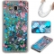 Samsung Galaxy Grand Prime G530 Case,Liquid Quicksand Floating Clear Soft TPU Protective Cover (pattern 10) For Samsung Galaxy Grand Prime G530