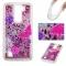 LG K7 K8 Case,Liquid Quicksand Floating Clear Soft TPU Protective Cover (pattern 5) For LG K7 K8