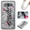Samsung Galaxy Grand Prime G530 Case,Liquid Quicksand Floating Clear Soft TPU Protective Cover (pattern 1) For Samsung Galaxy Grand Prime G530