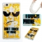 Huawei P9 Lite Case,Liquid Quicksand Transparent Soft TPU Silicone Case  (pattern 10) For Huawei P9 Lite