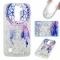 LG K7 / LG K8 Case,Liquid Quicksand Transparent Soft TPU Silicone Case  (pattern 6) For LG K7 / LG K8
