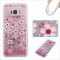 Samsung Galaxy S8 Plus Case,Liquid Quicksand Floating Clear Soft TPU Protective Cover (pattern 3) For Samsung Galaxy S8 Plus