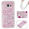 Samsung Galaxy S7 Case,Liquid Quicksand Floating Clear Soft TPU Protective Cover (pattern 3) For Samsung Galaxy S7