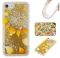 Iphone 7G/8G Case,Liquid Quicksand Floating Clear Soft TPU Protective Cover (pattern 9) For Iphone 7G/8G