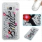 Samsung Galaxy S8 Plus Case,Liquid Quicksand Floating Clear Soft TPU Protective Cover (pattern 1) For Samsung Galaxy S8 Plus