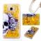 Samsung Galaxy J710/J7 2016 Case,Liquid Quicksand Transparent Soft TPU Silicone Case  (pattern 1) For Samsung Galaxy J710/J7 2016