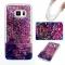Samsung Galaxy S7 Case,Liquid Quicksand Transparent Soft TPU Silicone Case  (pattern 2) For Samsung Galaxy S7