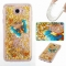 Galaxy J5 Prime / On5 2016 Case,Liquid Quicksand Transparent Soft TPU Silicone Case  (pattern 3) For Galaxy J5 Prime / On5 2016