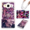 Samsung Galaxy Core Prime G360 Case,Liquid Quicksand Transparent Soft TPU Silicone Case  (pattern 2) For Galaxy Core Prime G360