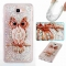 Galaxy J7 Prime / On7 2016 Case,Liquid Quicksand Transparent Soft TPU Silicone Case  (pattern 8) For Galaxy J7 Prime / On7 2016