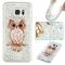 Samsung Galaxy S7 edge Case,Liquid Quicksand Transparent Soft TPU Silicone Case  (pattern 8) For Samsung Galaxy S7 edge