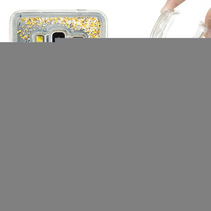 Samsung Galaxy Grand Prime G530 Case,Liquid Quicksand Transparent Soft TPU Silicone Case  (pattern 9) For Galaxy Grand Prime G530