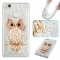 Huawei P9 Lite Case,Liquid Quicksand Transparent Soft TPU Silicone Case  (pattern 8) For Huawei P9 Lite