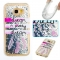 Samsung Galaxy A5 2017 Case,Liquid Quicksand Floating Clear Soft TPU Protective Cover (pattern 2) For Samsung Galaxy A5 2017