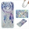 Huawei P8 Lite 2017/Honor 8 2017 Case,Liquid Quicksand Transparent Soft TPU Silicone Case  (pattern 6) For Huawei P8 Lite 2017/Honor 8 2017