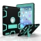 Apple iPad 2/3/4 Case,Shockproof Heavy Duty Rugged Hybrid Kickstand Case Cover (pattern 5) for ipad 2 / ipad 3 / ipad 4