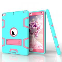 iPad Air (iPad 5) Case,Shockproof Heavy Duty Rugged Hybrid Kickstand Case Cover (pattern 2) for ipad air (ipad 5)