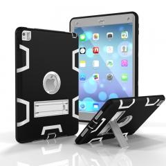 iPad Air 2 (iPad 6) Case,Shockproof Heavy Duty Rugged Hybrid Kickstand Case Cover (pattern 7) for  iPad Air 2 (iPad 6)
